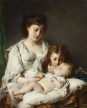 adolphe_jourdan_mother_and_child_7th_wonder_week